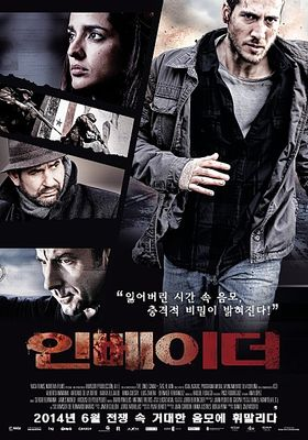 Invasor's Poster