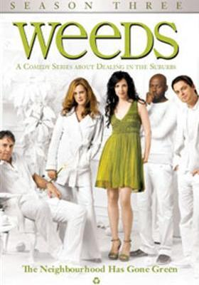 『Weeds ママの秘密 シーズン3』のポスター