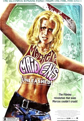 Machete Maidens Unleashed!'s Poster