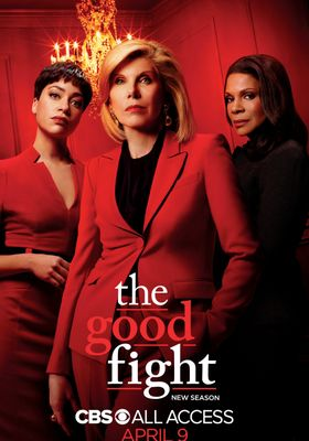 The Good Fight Season 4's Poster