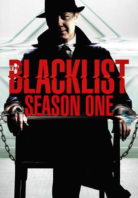The Blacklist Season 1's Poster