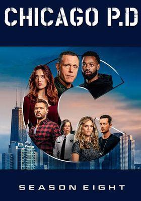 Chicago P.D. Season 8's Poster