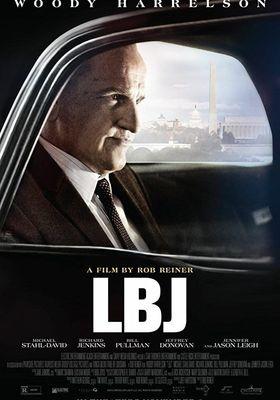 LBJ's Poster