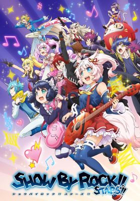 Show By Rock!! Stars!! 's Poster