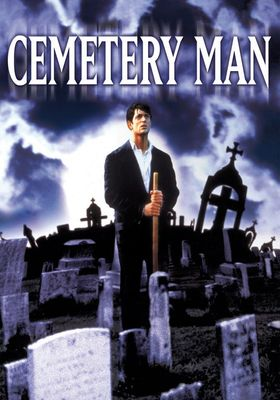 Cemetery Man's Poster