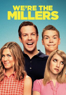 We're the Millers's Poster