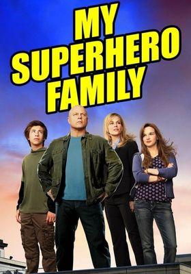No Ordinary Family's Poster