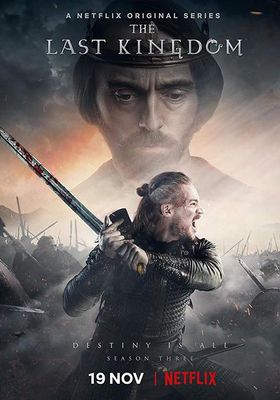 The Last Kingdom Season 1's Poster