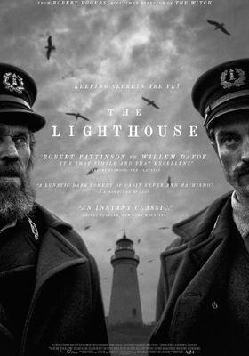 The Lighthouse's Poster