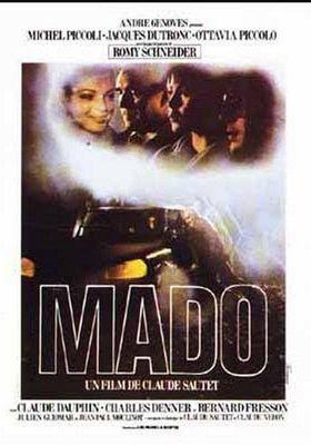 마도의 포스터