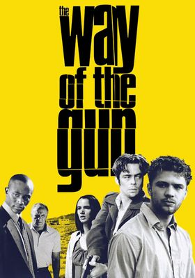 The Way of the Gun's Poster
