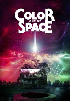 Color Out of Space's Poster