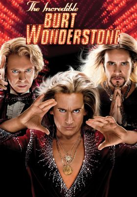 The Incredible Burt Wonderstone's Poster
