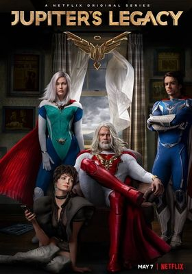 Jupiter's Legacy 's Poster