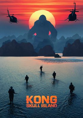 Kong: Skull Island's Poster