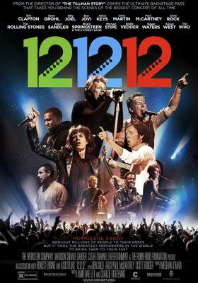 12-12-12의 포스터