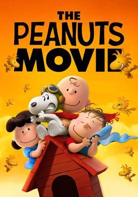 『I LOVE スヌーピー THE PEANUTS MOVIE』のポスター