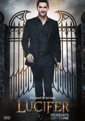 루시퍼 시즌 2의 포스터