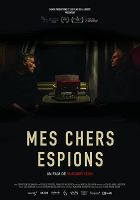 My Dear Spies's Poster