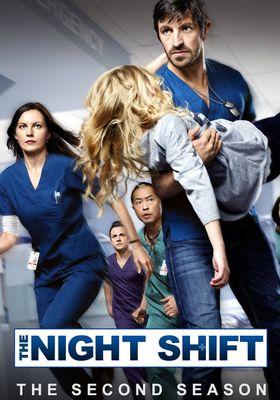 The Night Shift Season 2's Poster