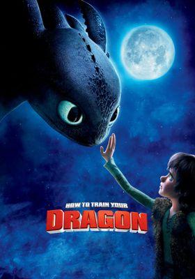 『ヒックとドラゴン』のポスター