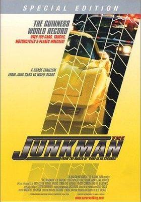 더 정크맨의 포스터