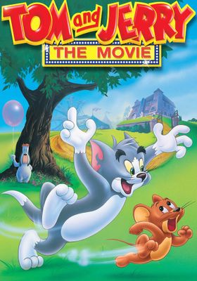 Tom and Jerry: The Movie's Poster