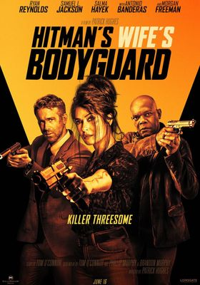 Hitman's Wife's Bodyguard's Poster