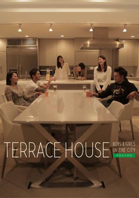 Terrace House: Boys & Girls in the City Season 1's Poster