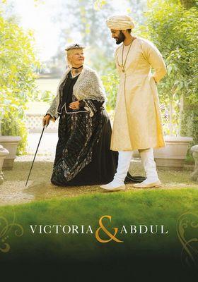 Victoria & Abdul's Poster