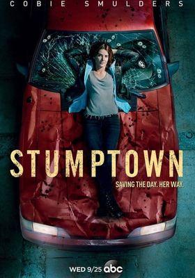 『Stumptown(原題)』のポスター