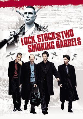 『ロック、ストック&トゥー・スモーキング・バレルズ』のポスター