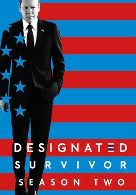 Designated Survivor season 2's Poster