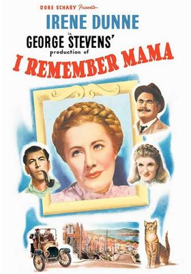 I Remember Mama's Poster