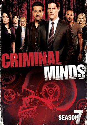 Criminal Minds Season 7's Poster