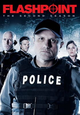 Flashpoint Season 2's Poster