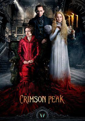 Crimson Peak's Poster