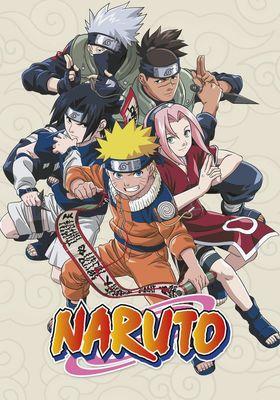 NARUTO Season 1's Poster