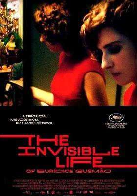 The Invisible Life of A Vida de's Poster