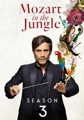 Mozart in the Jungle Season 3's Poster