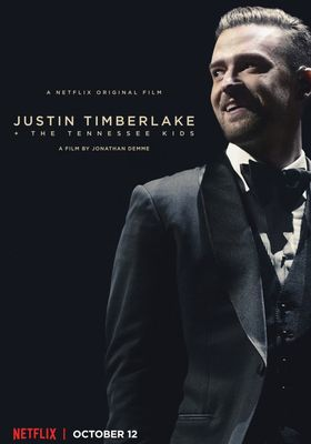 Justin Timberlake + The Tennessee Kids's Poster