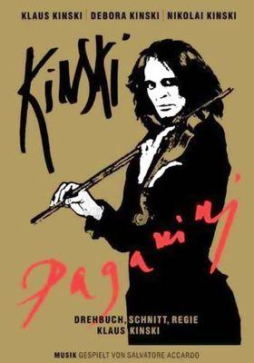 Kinski Paganini's Poster