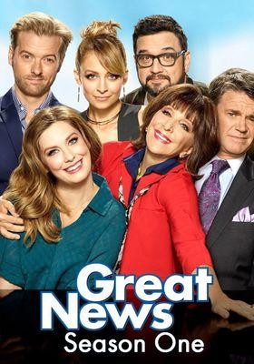 Great News Season 1's Poster