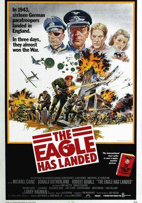 독수리 착륙하다의 포스터