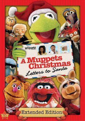 머펫츠 크리스마스: 레터스 투 산타의 포스터