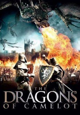 『Dragons of Camelot(英題)』のポスター