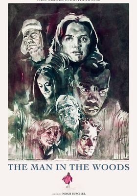 The Man in the Woods's Poster