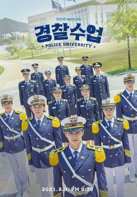 Police Academy 's Poster
