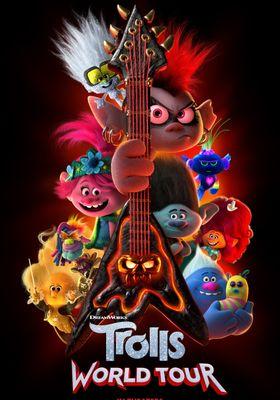 Trolls World Tour's Poster