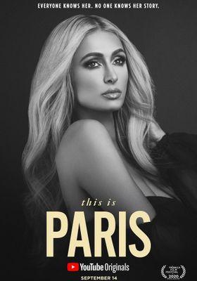 『This Is Paris(原題)』のポスター